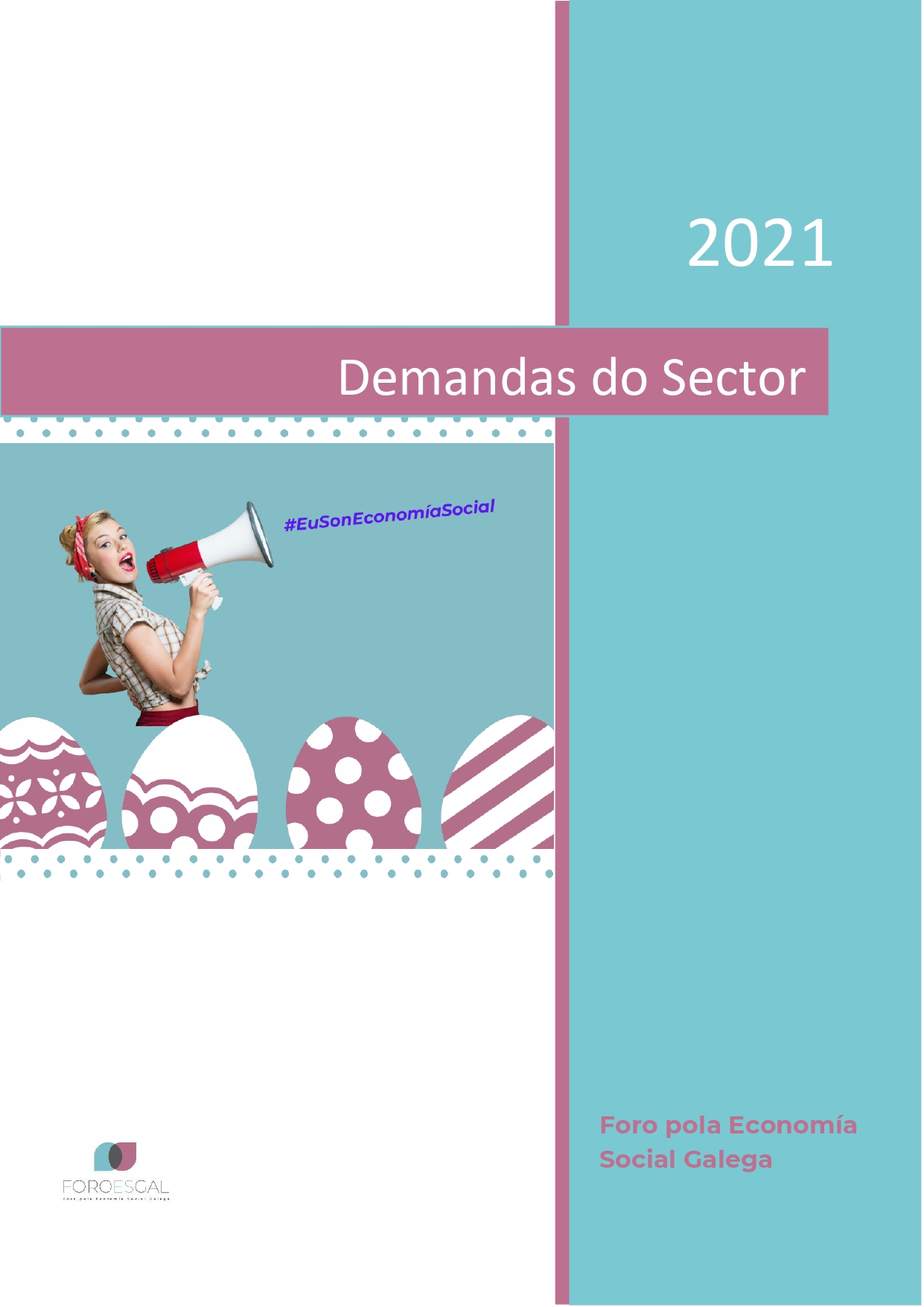 Demandas do Sector da Economía Social